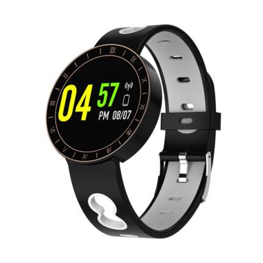 harga Bluelans A8 Waterproof Heart Rate Monitor Fitness Sports Smart Watch for iOS Android Blibli.com