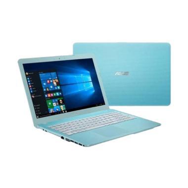 harga Asus X441UB-GA322T Notebook - Ice Blue [i3-7020U/Nvidia MX110 2GB/DVD-RW/4GB/1TB/14Inch/Win10] Blibli.com