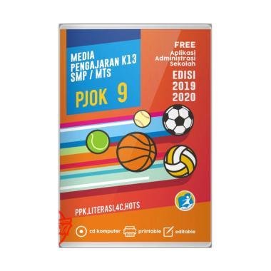 harga Sintesa Creative Media Pengajaran PJOK Kelas 9 SMP/MTS K. 2013 Software Blibli.com