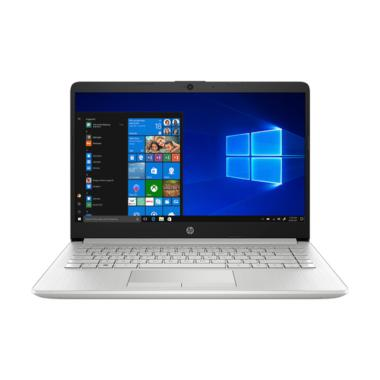 harga HP 14S-DK0073AU Graphic Notebook - Silver [AMD A4 9125/ 4 GB DDR4/ HD 1 TB/ 14 inch/ AMD R3/ Win 10] Blibli.com