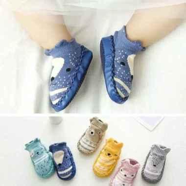 harga Sepatu bayi prewalker kaos kaki anak import Premium KOREA / Kaos Kaki Anak Anti Slip / Blibli.com