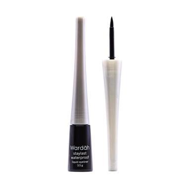 Wardah Eyexpert Staylast Liquid Eyeliner [3.5 g]