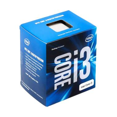 Intel Kaby Lake i3 - 7100 Processor Box