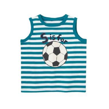 Gymboree Tank Top Soccer Ball Atasan Anak Laki-laki