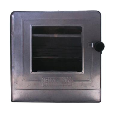 Bima KM Oven Tangkring - Silver [36 x 31 cm]