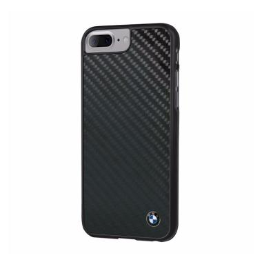 BMW Real Carbon Fiber Casing for iPhone 7 - Black