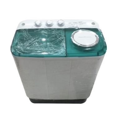 Daewoo DWT1000 Mesin Cuci - Putih [2 Tabung]