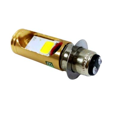 Luminos H6 PNP LED Lampu Motor - Yellow 4300K