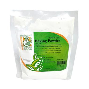 Radiant Natural Baking Powder [200 g]