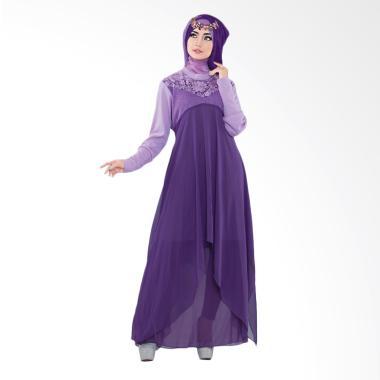 Inficlo Zahrana SAT 462 Long Dress Muslim
