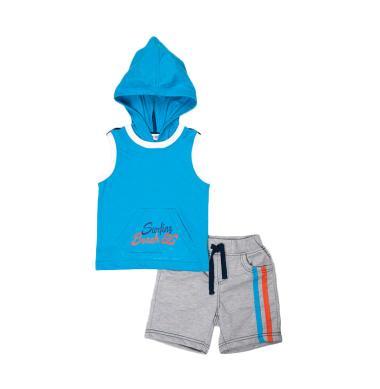 Torio Surfing Beach Hoodie 55-0441 Set Pakaian Anak