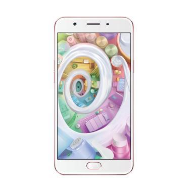 Oppo F1S Smartphone - Rose Gold [64GB/4GB]