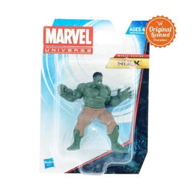 Marvel IM EC Hulk Action Figures