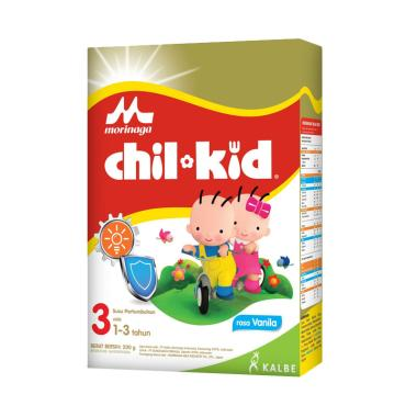 Chil Kid Vanila Susu Formula [200 g]