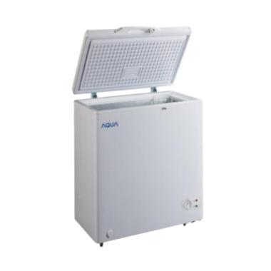Sanyo Chest Freezer [100 L/Khusus JABODETABEK]