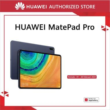 HUAWEI MatePad Pro Tablet [ 6 GB / 128 GB ] Non Bundling GREY