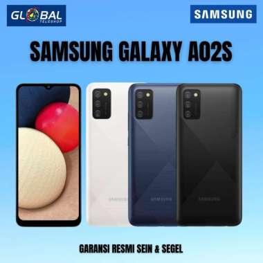 Samsung Galaxy A02S Smartphone (4/64GB) BLACK