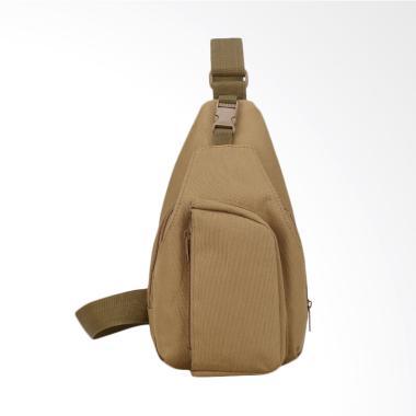 Army Crossbody Bag / Slingbag Tas Selempang Pria - Khaki