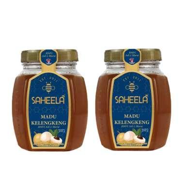 harga Paket Duo Longan (2 Botol Madu Saheela Kelengkeng 500gr) Blibli.com