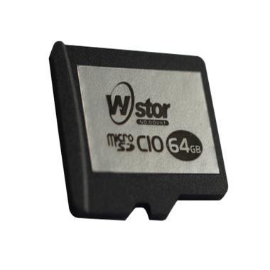 Micro SD 64 GB Class 10 WStor