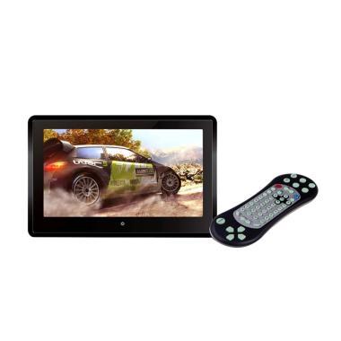 harga MTECH MH-7700D HD Monitor Headrest Mobil - Black [10.1 Inch] Blibli.com