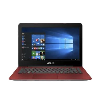 Asus X441UV-WX093D Graphic Laptop - Red