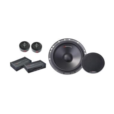 Nakamichi NSE-600 2Way Component Speaker Mobil