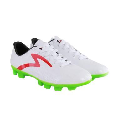 Specs Spitfire FG Soccer Shoes - White 100618