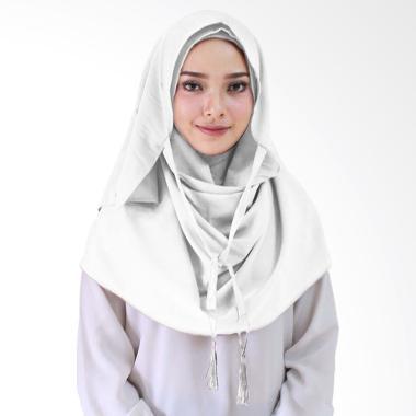 Milyarda Hijab Kiela Jilbab Instant - Putih