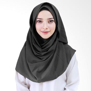 Milyarda Hijab Orcida Hijab Instan - Hitam