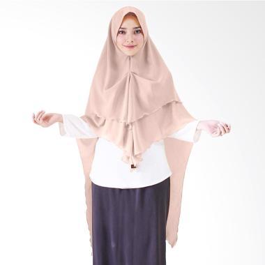 Milyarda Hijab Khimar Azzahra Milo Hijab Instan