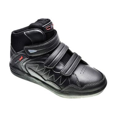 harga Homyped Volta 01 Super Sepatu Sekolah - Black Blibli.com