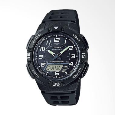 CASIO Jam Tangan Pria - Black AQ-S800W-1BVDF