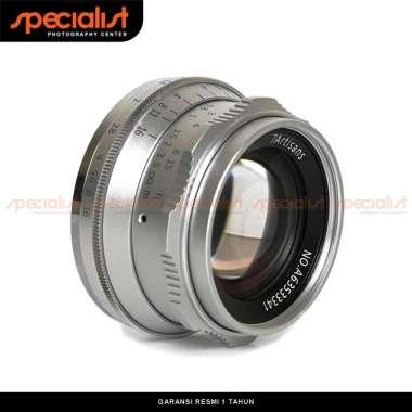 7artisans 35mm f/1.2 for Fujifilm X-Mount Silver