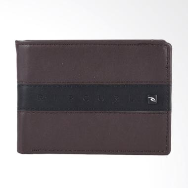 Rip Curl Word Boss PU All Day ZF Dompet - Brown BWUIB1 9