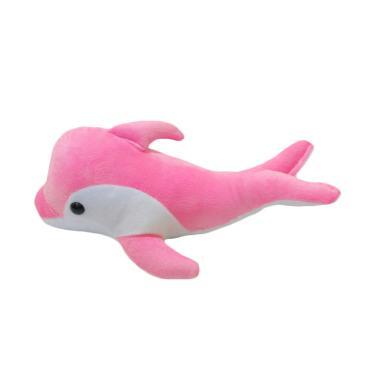 Spicegift Dolphin Lumba-Lumba Boneka - Pink db68b052d5