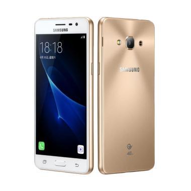 Samsung Galaxy J3 Pro Smartphone - Gold [16 GB/2 GB]