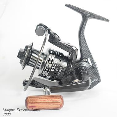 Maguro Extreme Compe 3000 Reel Pancing