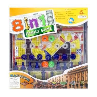 Tsh Mainan Edukasi Scrabble Original Set Multi Colour Cek Harga Source · MOMO Family Game 8in1