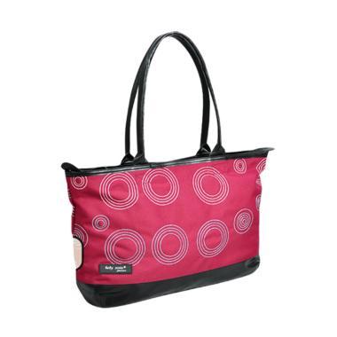 Baby Scots Platinum Mommy Bag 015 Tas Bayi - Maroon