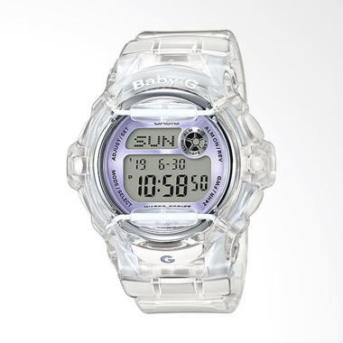 Casio Baby-G BG-169R-7EDR Jam Tangan Wanita - White