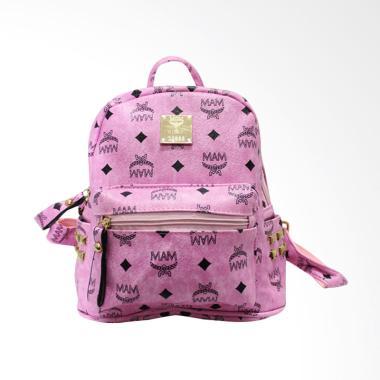 Shine Accessories TL0006 Tas Ransel Wanita - Pink
