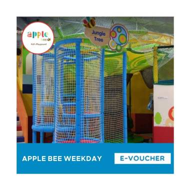 Apple Bee Kid's Playground Weekday E-Voucher