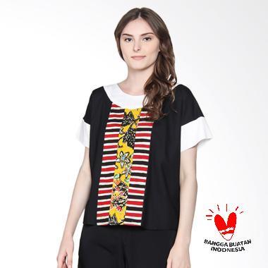 Batik Segoro Mas SM 076 #2 Camaline T-Shirt Batik Wanita