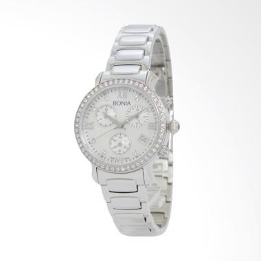 Bonia B10121-2353S Jam Tangan Wanita - Silver