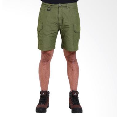 Eiger Traverse 1.1 Pants Celana Pendek Pria - Olive