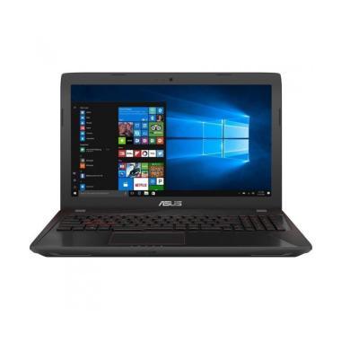 ASUS FX553VD-DM001D Laptop - Black  ... 0M-2GB/15.6 Inch FHD/Dos]