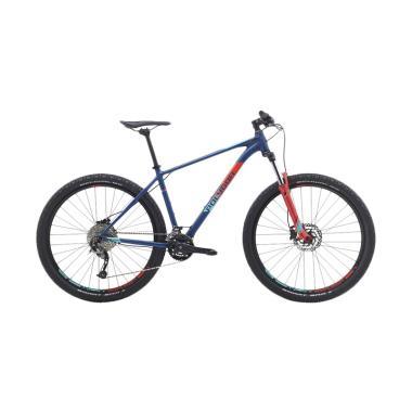 Sepeda MTB Polygon Xtrada 5.0 Seri 2018 [27.5 Inch] Blue