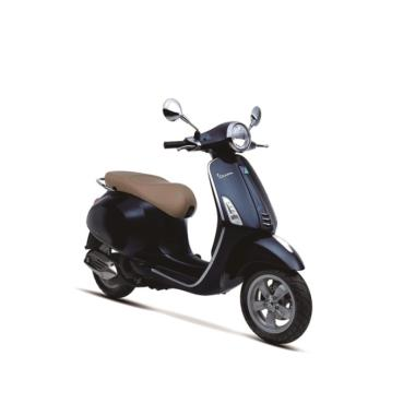 Vespa Primavera 150 I-Get ABS Sepeda Motor - Blu Midnight