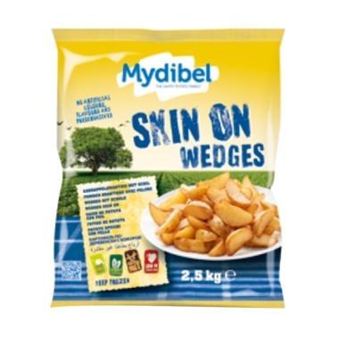 harga Mydibel Skin On Wedges French Fries [2.5 Kg] Blibli.com